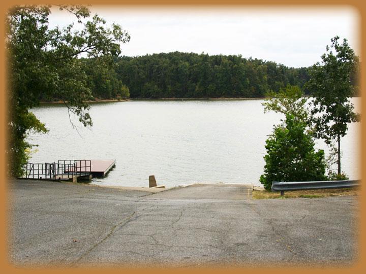 Kentucky 39 S Lake Barkley Campground Cabin Rentals Boat Ramp